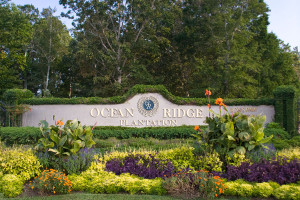Ocean Ridge Plantation Entrance